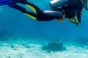 Unterwasser-Naturschutzgebiet von Villasimius