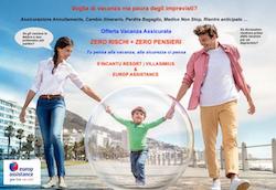 Offerta ZeroRischi + ZeroPensieri – Vacanza assicurata